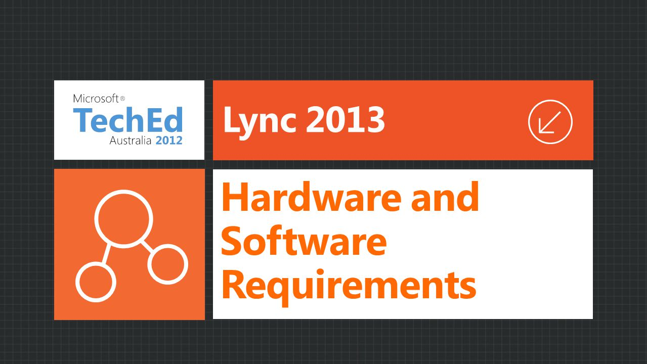Lync 2013 Hardware and Software Requirements