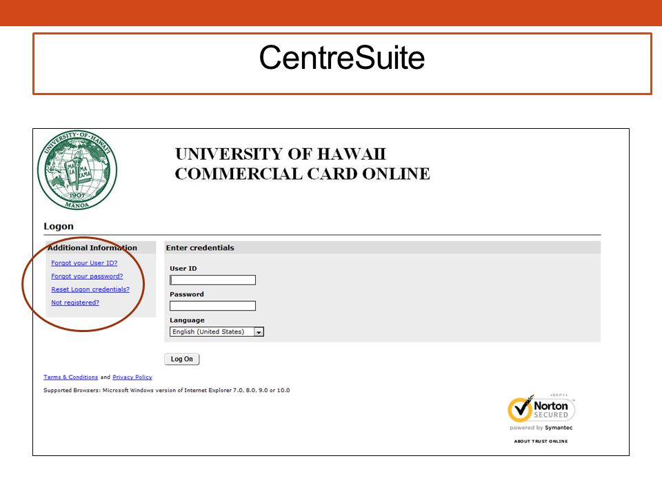 CentreSuite