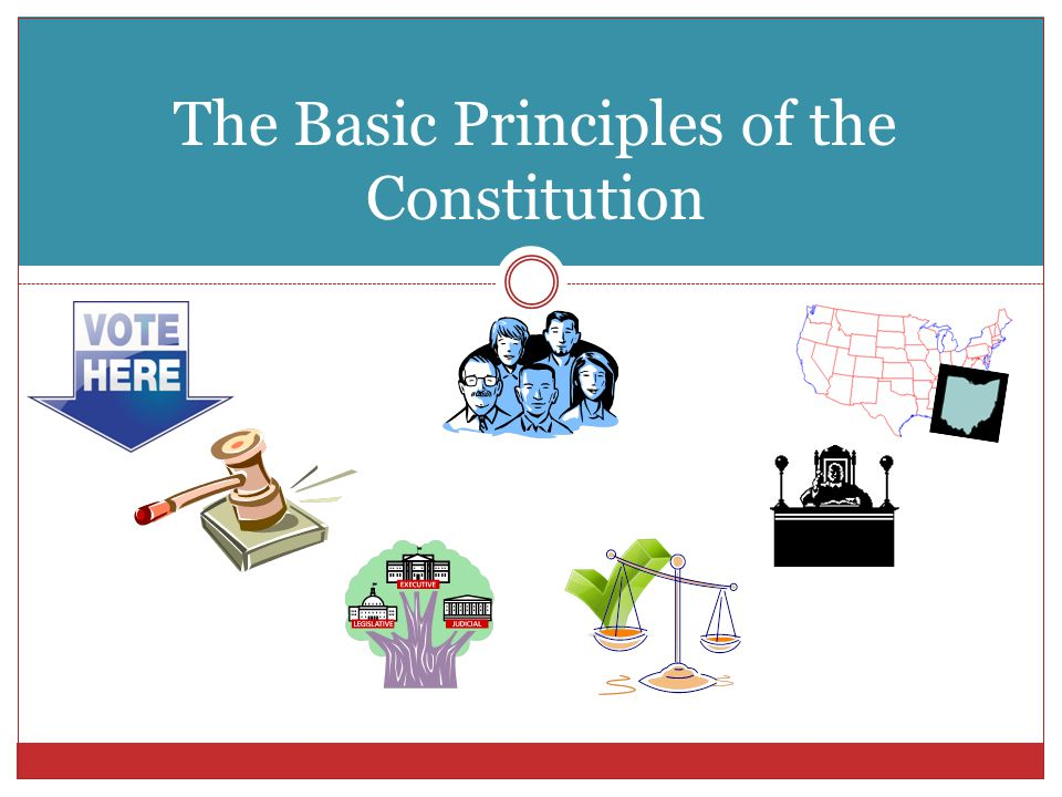 Amendment Process Amendments allow for the Constitution to change and adapt to changing societies.
