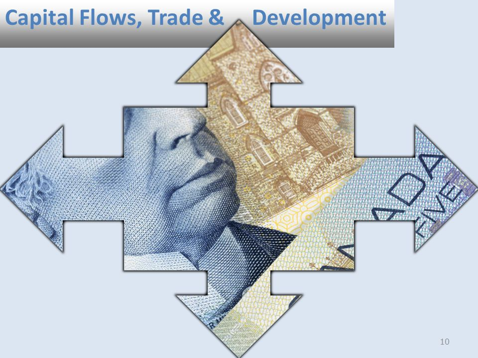Capital Flows, Trade & Development 10