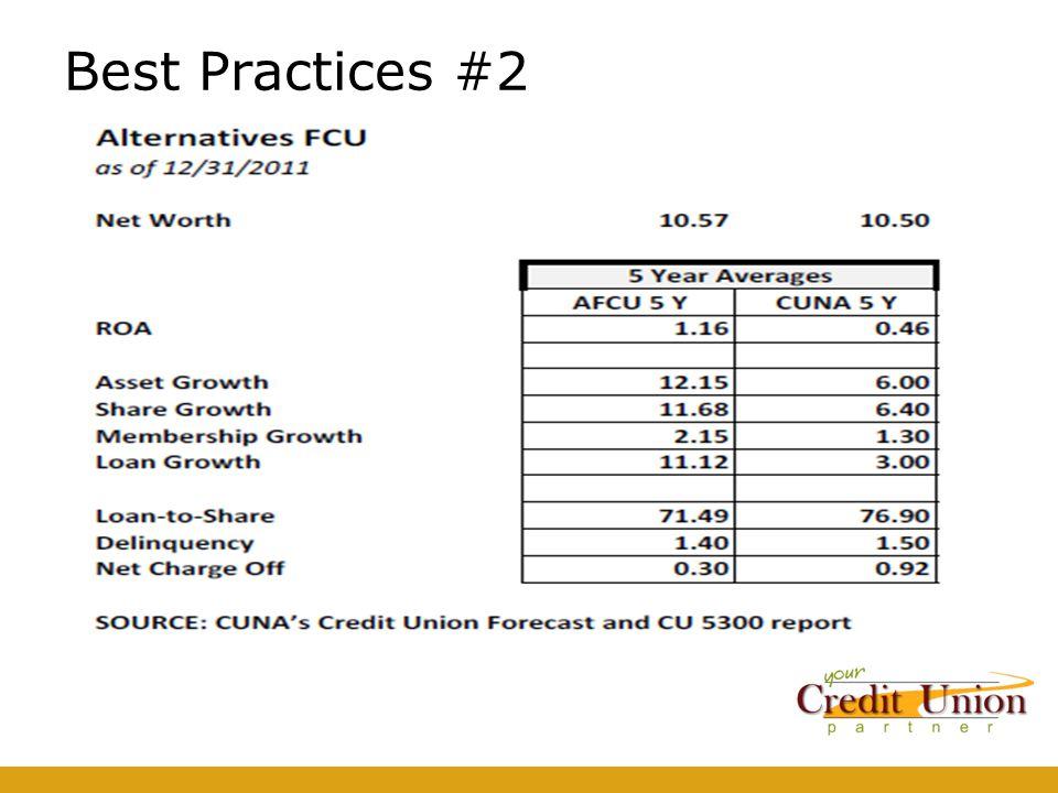 Best Practices #2