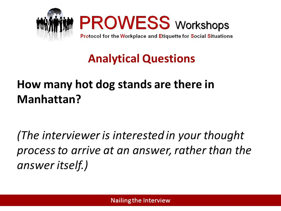 MOST COMMON QUESTIONS How many hot dog stands are there in Manhattan.