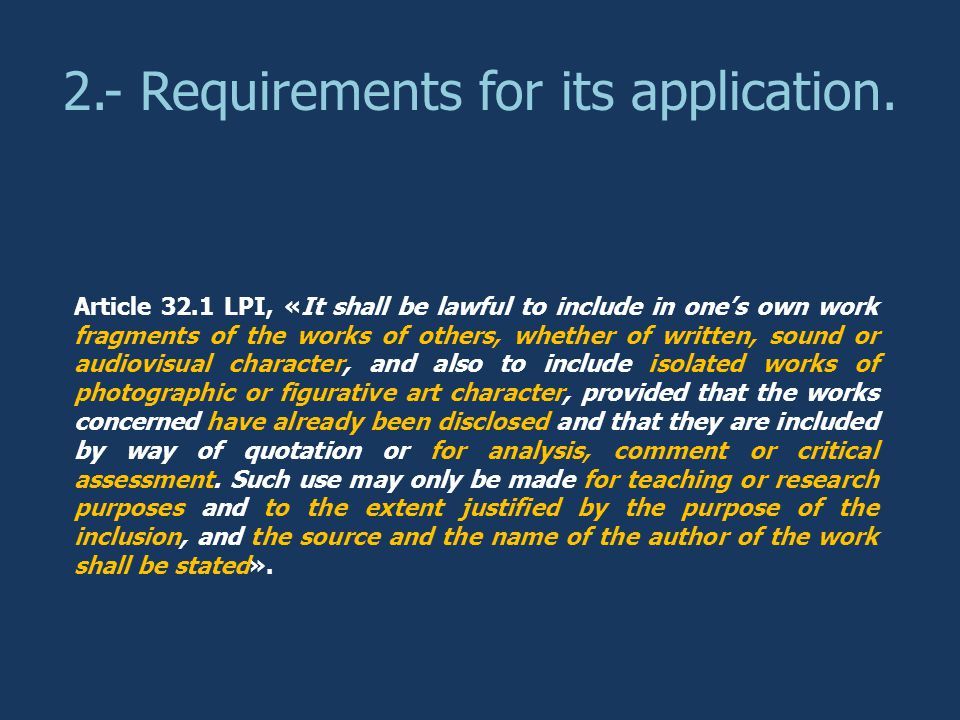 Disclosure of the quoted work.- Disclosure : a wider concept than publication .