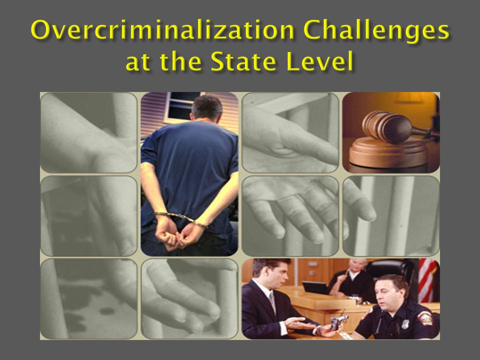  No inventory of all state criminal laws is available, which itself adds uncertainty to the business climate.