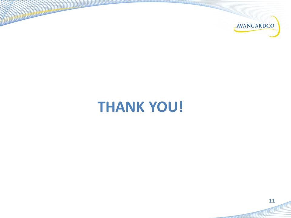 11 THANK YOU! 1a