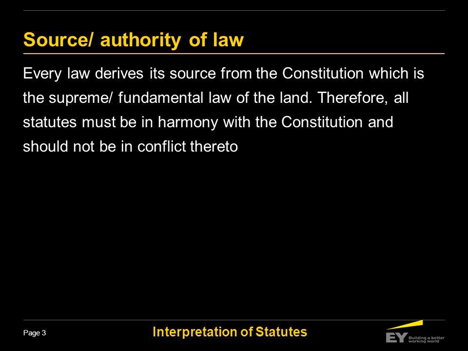 Interpretation of Statutes Page 34 Rule of 'ejusdem generis' Ejusdem generis means of the same kind .