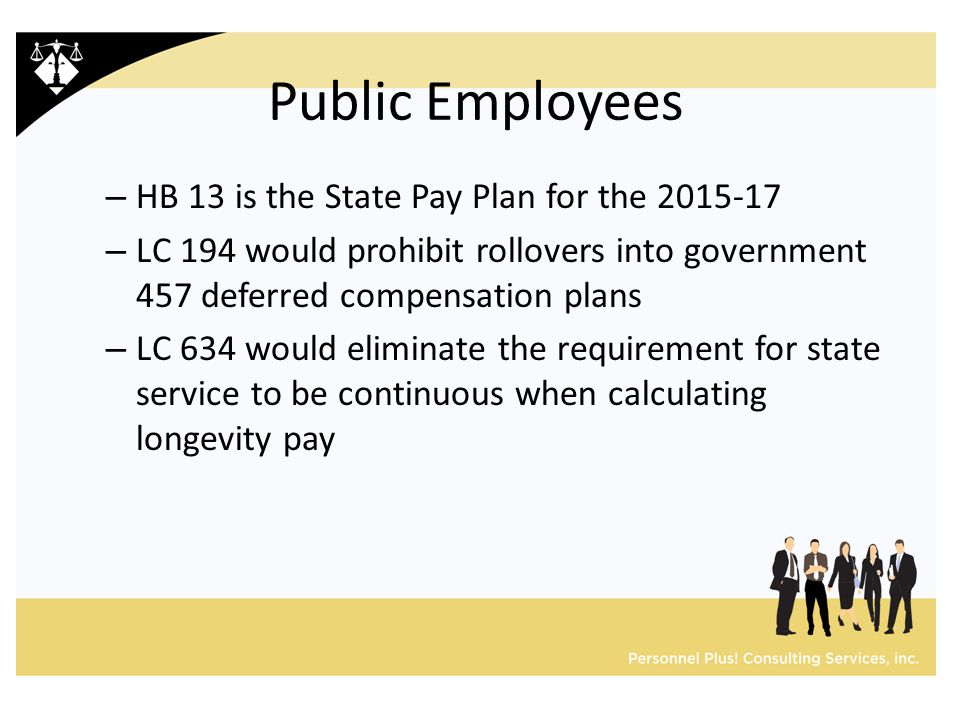 Health Insurance – Numerous bills would address the extension of Medicaid or prohibit the same – The Republication majority plans to introduce an alternative to Medicaid expansion – SB 99 would change the small employer tax credit to a deduction and replace the Insure Montana Purchasing Pool with a premium incentive plan