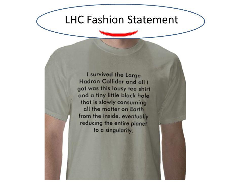 LHC Fashion Statement