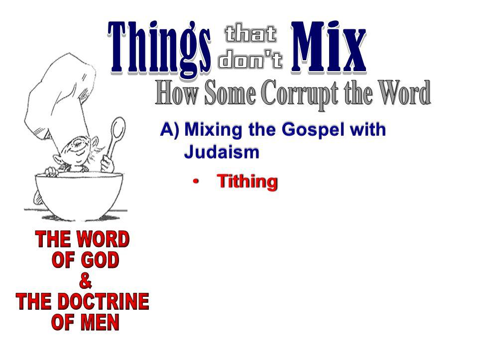 TithingTithing