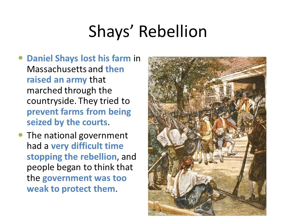 Constitutional Convention 1787 Delegates from 12 states meet in Philadelphia to revise the Articles of Confederation.