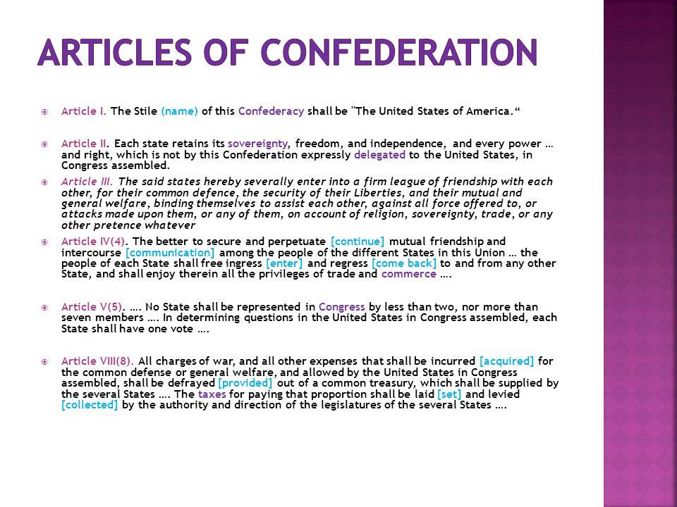  A.Article IX(9).