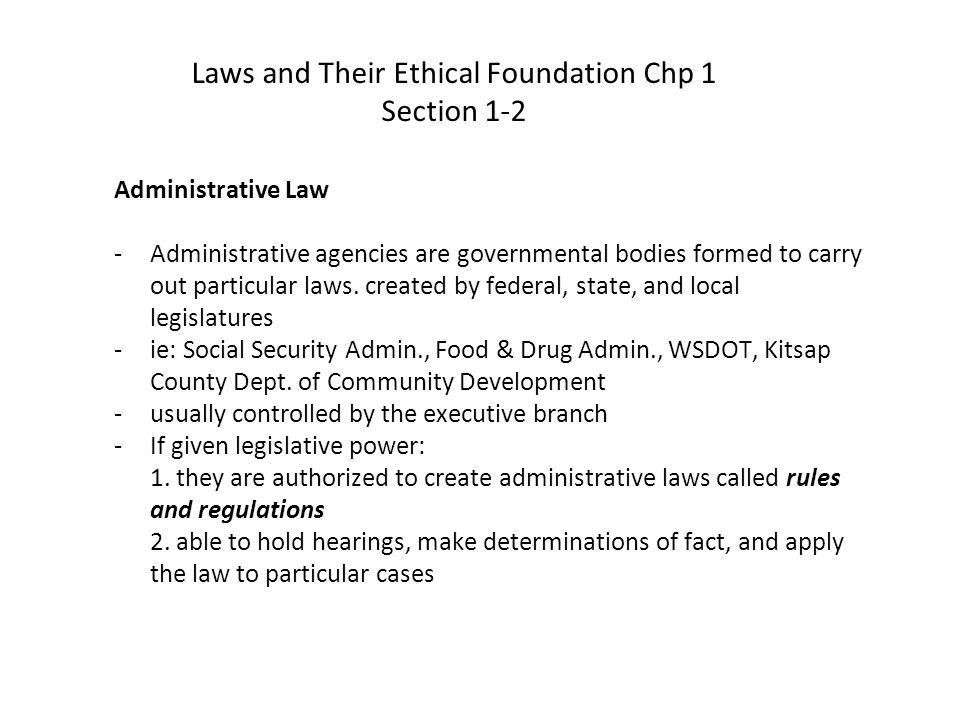 Types of Law 1.Civil Law -When private legal rights of an individual(s) are violated -Allows individuals to seek legal remedies for wrongs done to them -Police do not take action in civil matters -Defendants are the accused -Plaintiffs are the accusers, the ones who had a loss -Liable – term used if the defendant loses the case -have to pay compensation for loss -If a person is injured by another it is referred to as a tort.