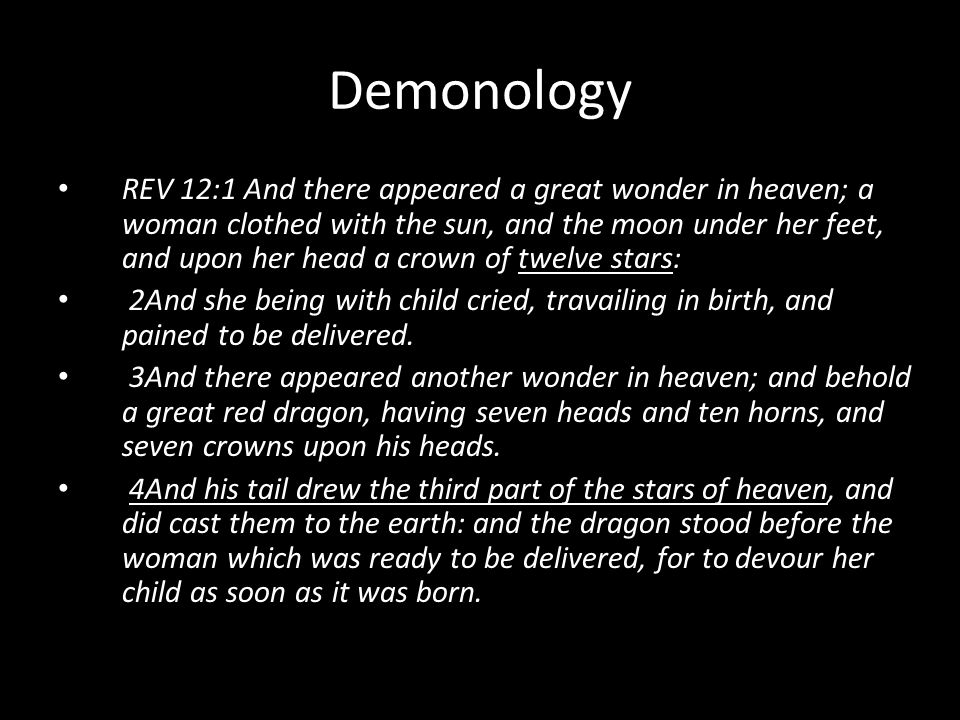 REV 12:1 And there appeared a great wonder in heaven; a woman clothed with the sun, and the moon under her feet, and upon her head a crown of twelve stars: 2And she being with child cried, travailing in birth, and pained to be delivered.