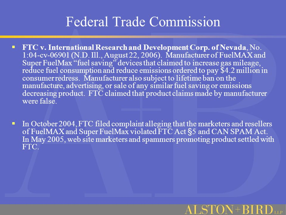 Federal Trade Commission  Telebrands Corp.v. FTC (4 th Cir.