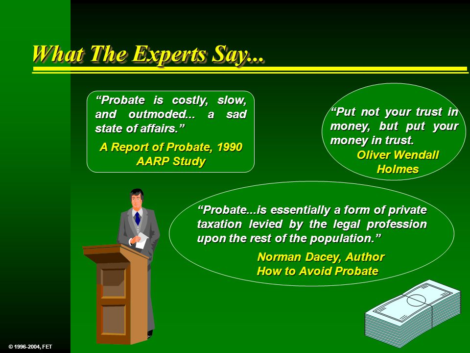 What The Experts Say...