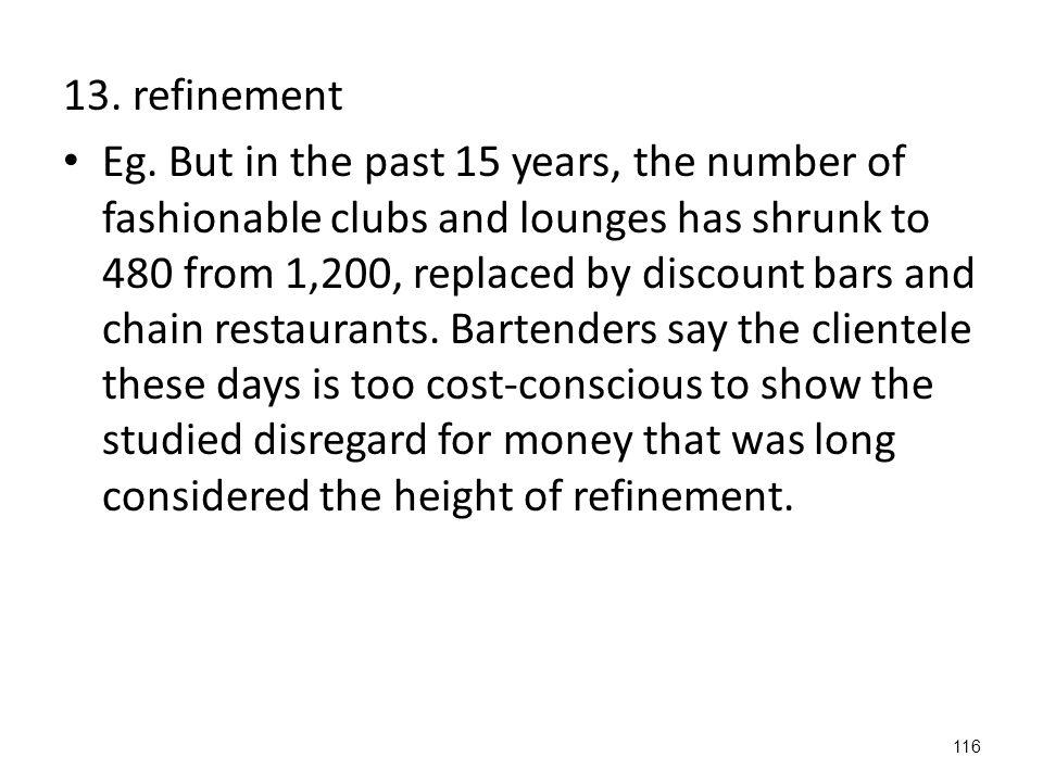 116 13. refinement Eg.