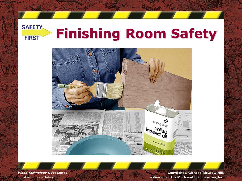 Finishing Room Safety