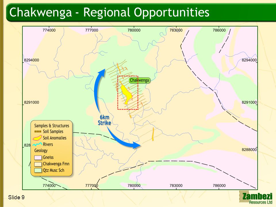 Slide 10 Kangaluwi & Moiya The first two regional targets are stacking up!
