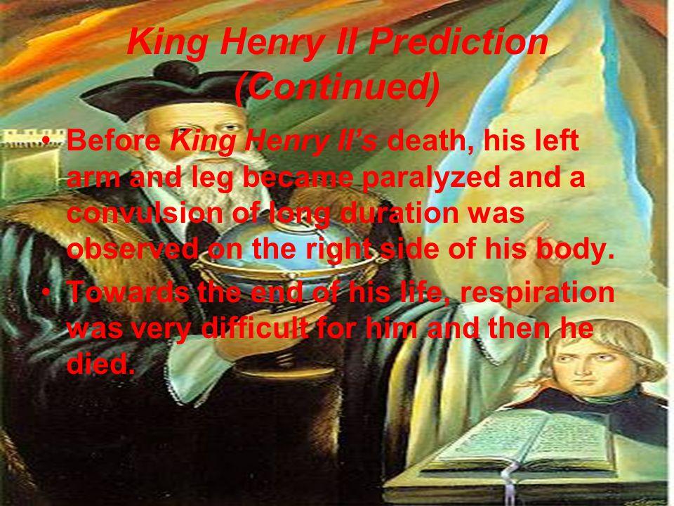 Hitler Nostradamus predicted Hitler ruling Germany.