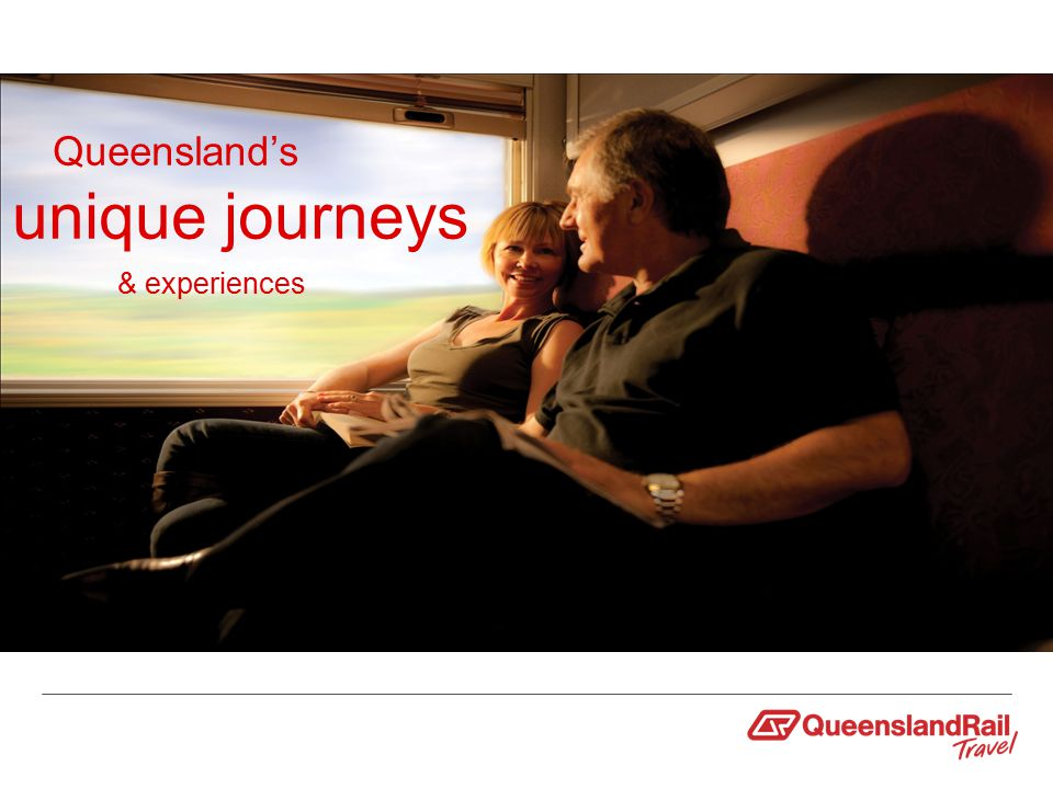 Queensland's unique journeys & experiences