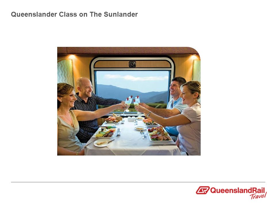 Queenslander Class on The Sunlander