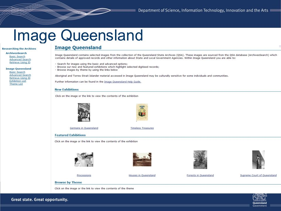 Image Queensland