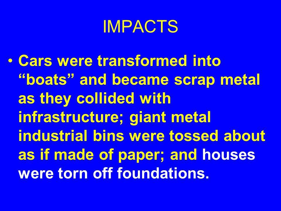 FLASH FLOOD BRINGS WALL OF WATER: TOOMOOMBA: JAN 11, 2011