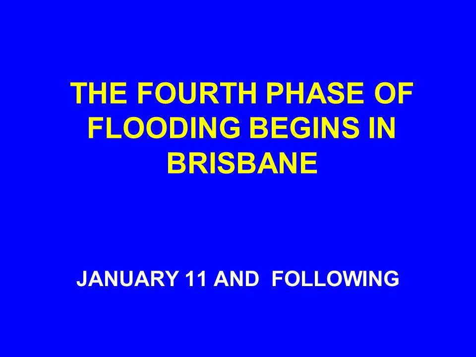 FLASH FLOOD:TOOWOOMBA, JAN 7, 2011