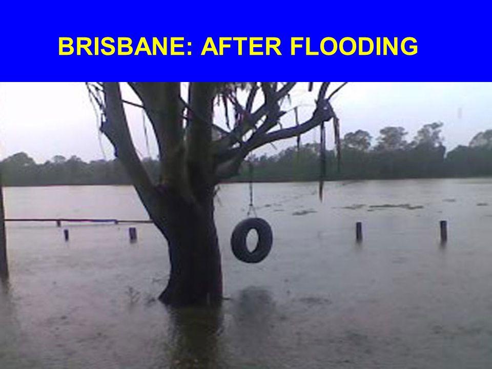 BRISBANE: BEFORE FLOODING