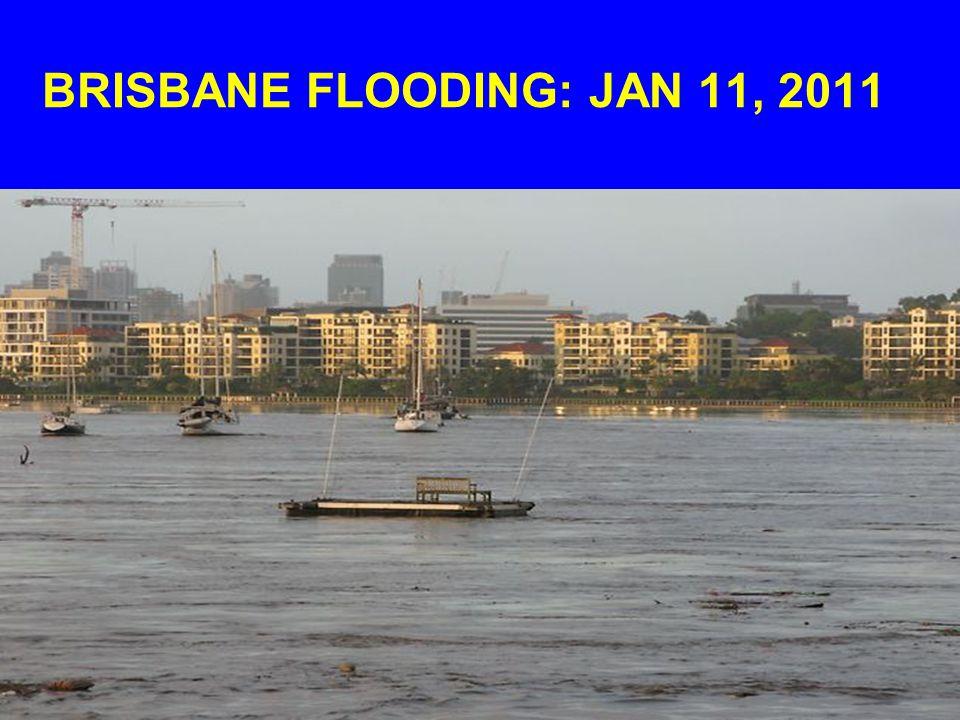 BRISBANE: AFTER FLOODING