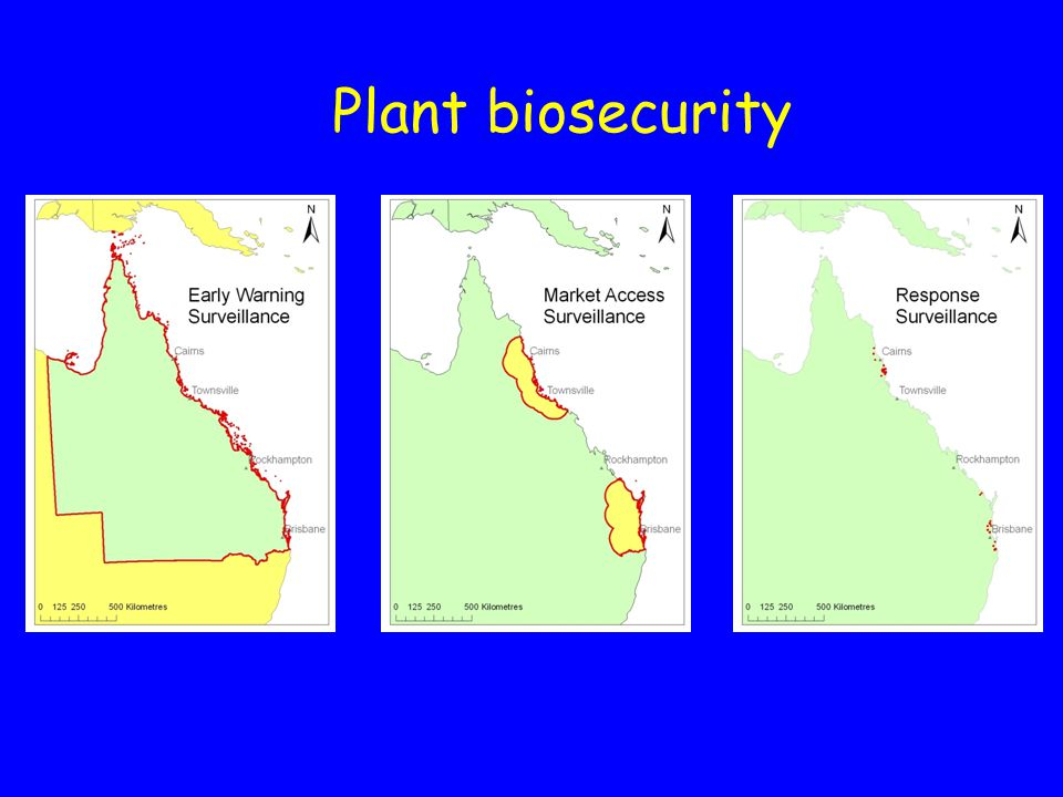 Plant biosecurity