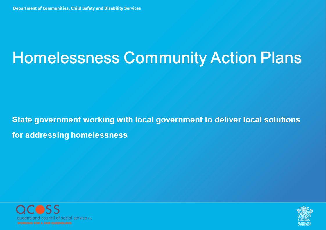Council involvement HCAP Area CouncilActionPriority in Local Area Plan ToowombaToowoomba Regional Council 5.
