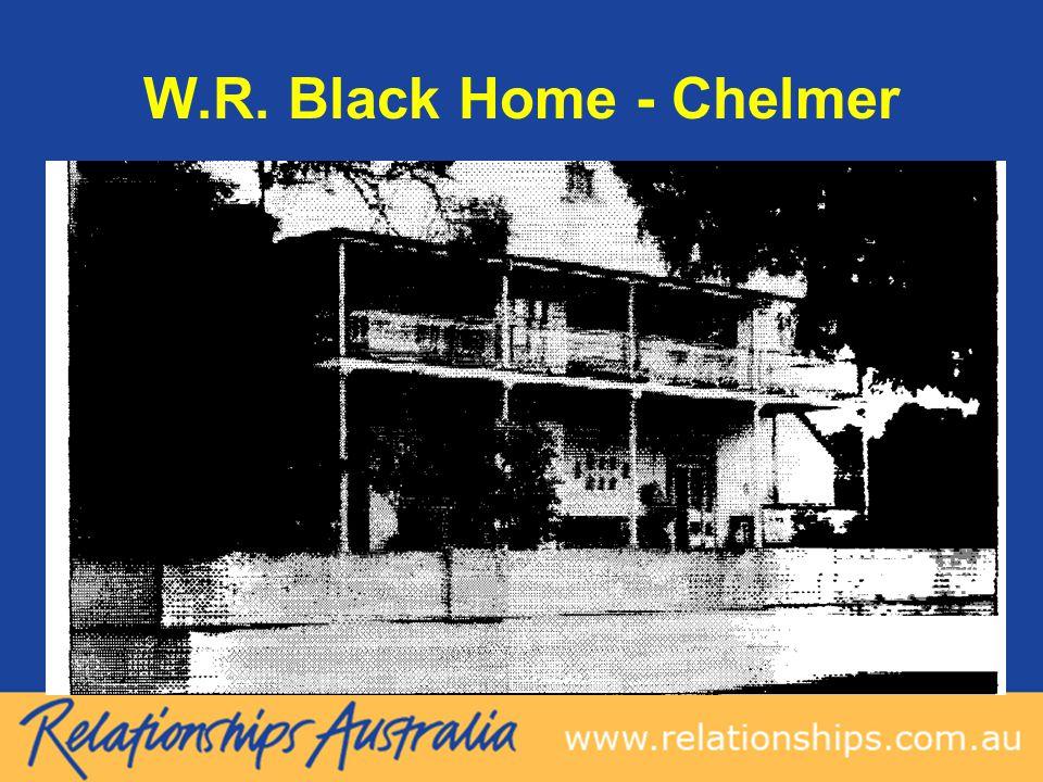 W.R. Black Home - Chelmer