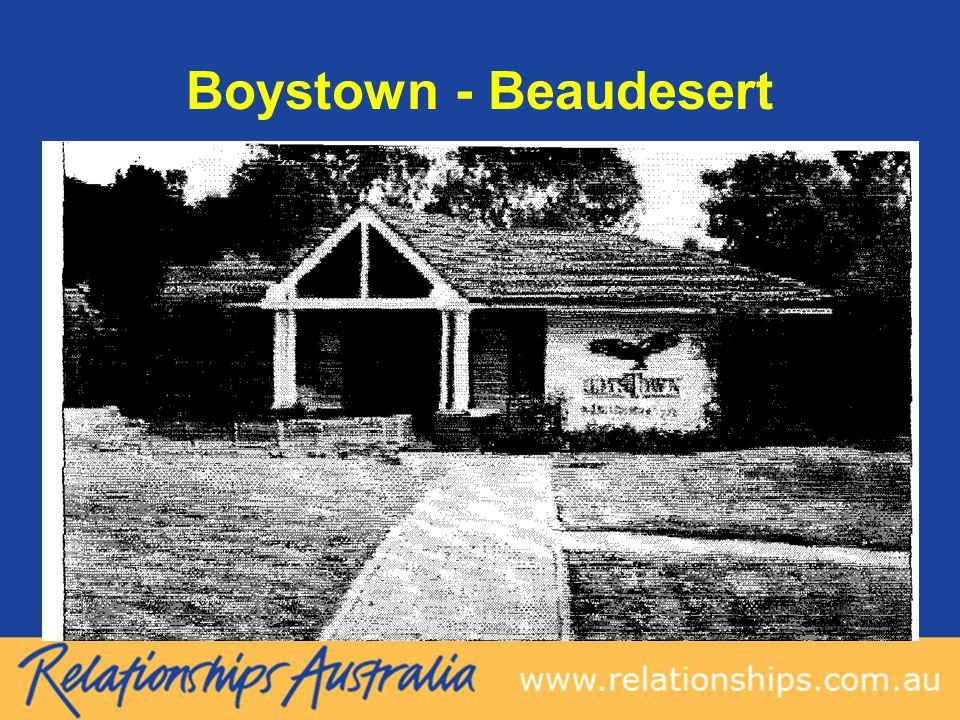 Boystown - Beaudesert