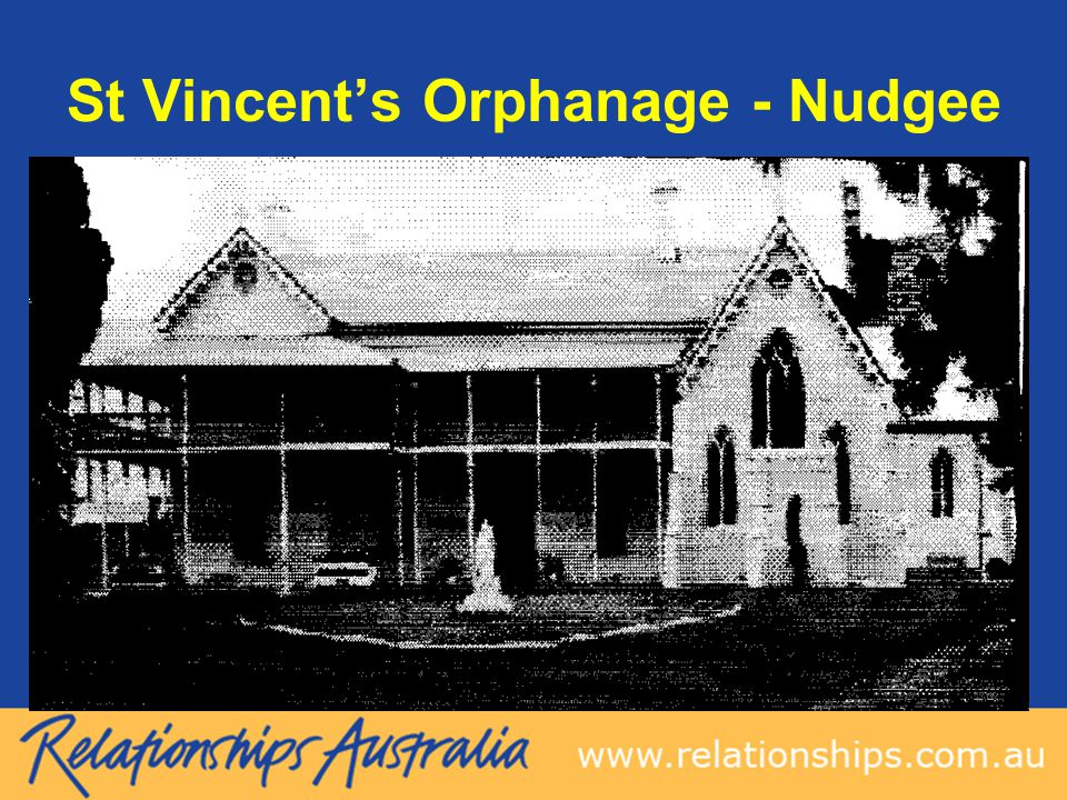 St Vincent's Orphanage - Nudgee