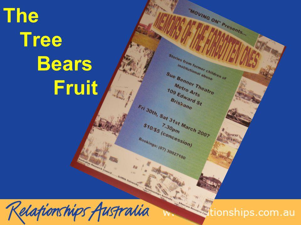 The Tree Bears Fruit