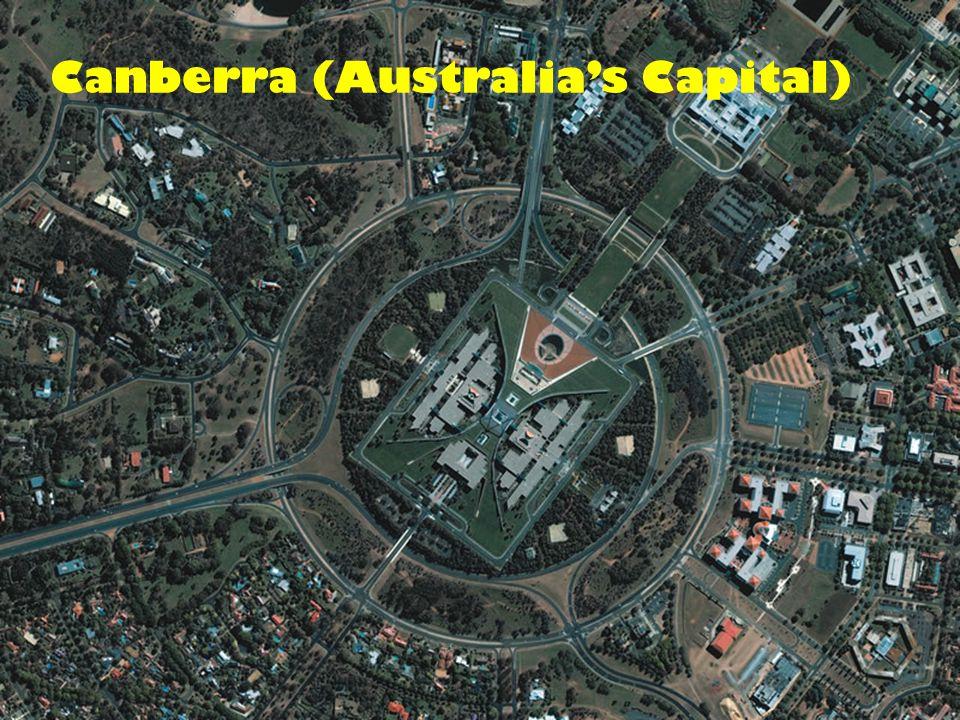 Canberra (Australia's Capital)