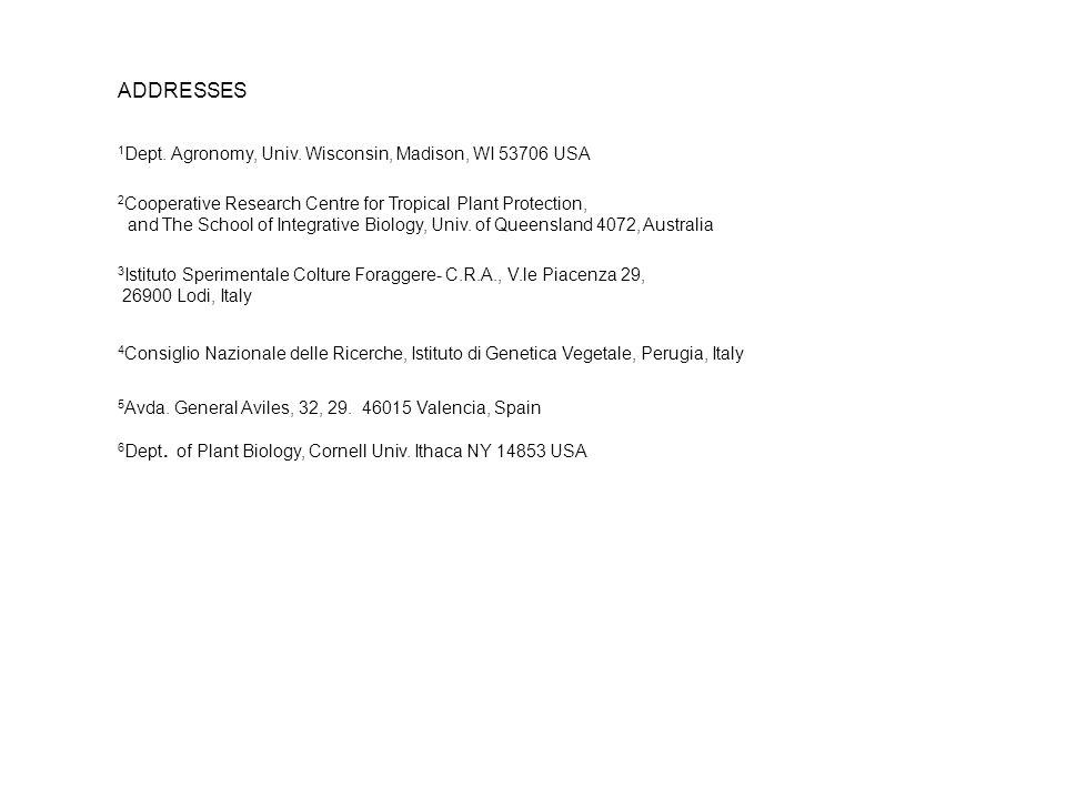 REFERENCES: Camadro, E.L., D. Carputo, and S. J. Peloquin.