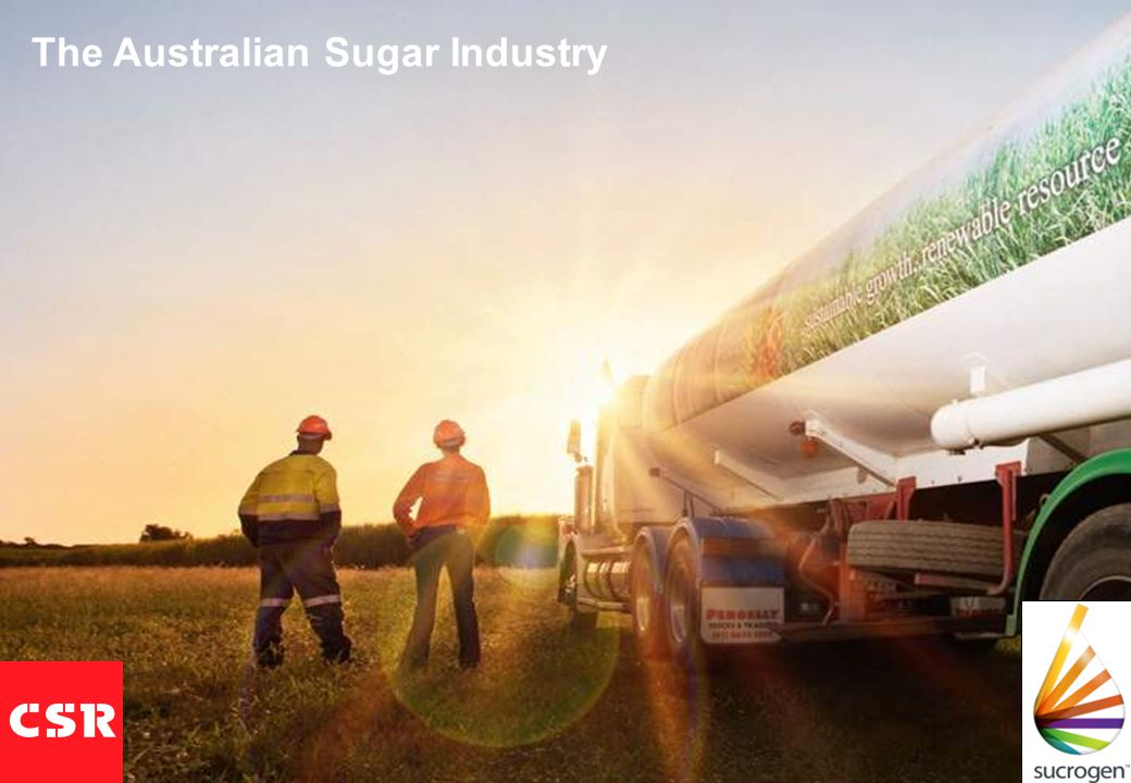 The Australian Sugar Industry