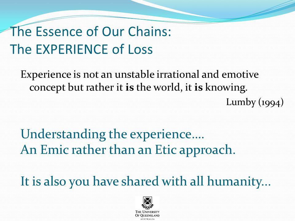 External Factors that Affect Grieving Social context of the loss/Sanctions/Taboos.