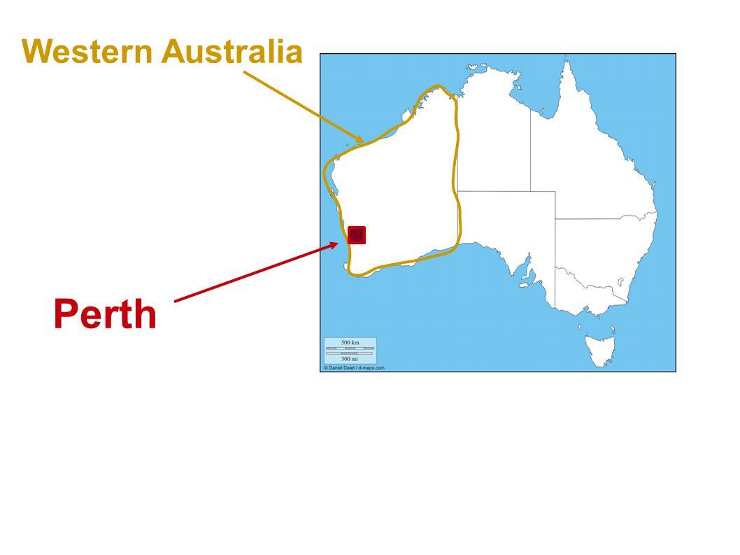 Western Australia Perth