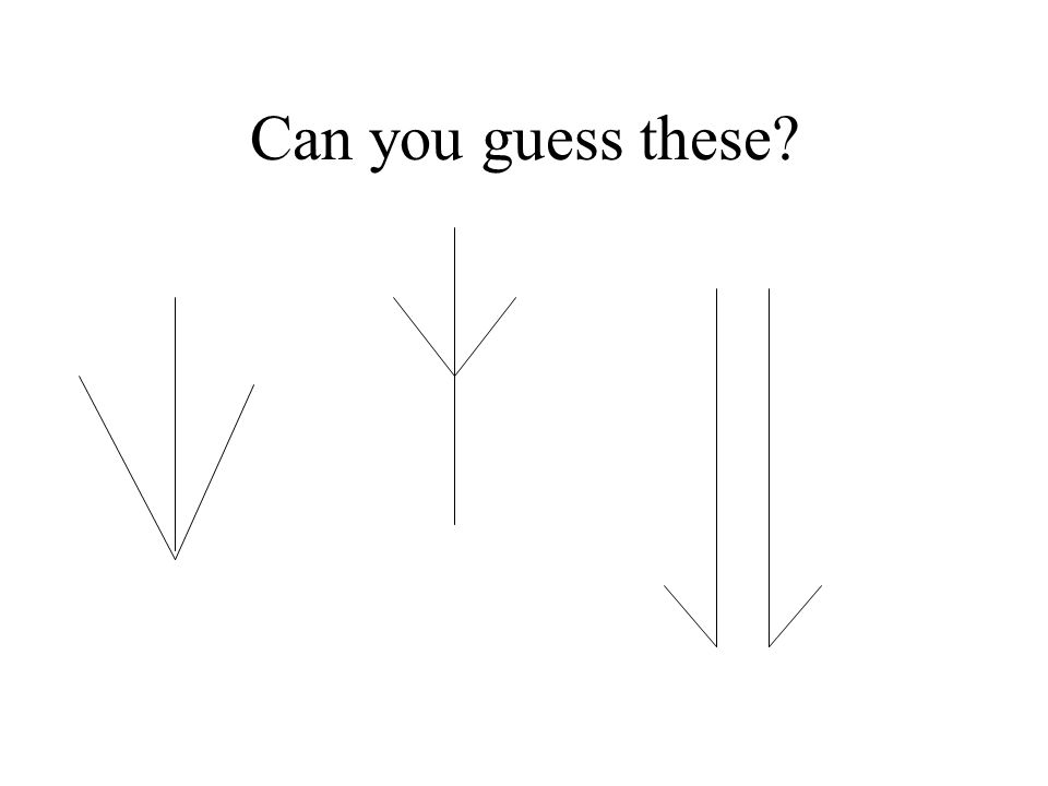 Can you guess these