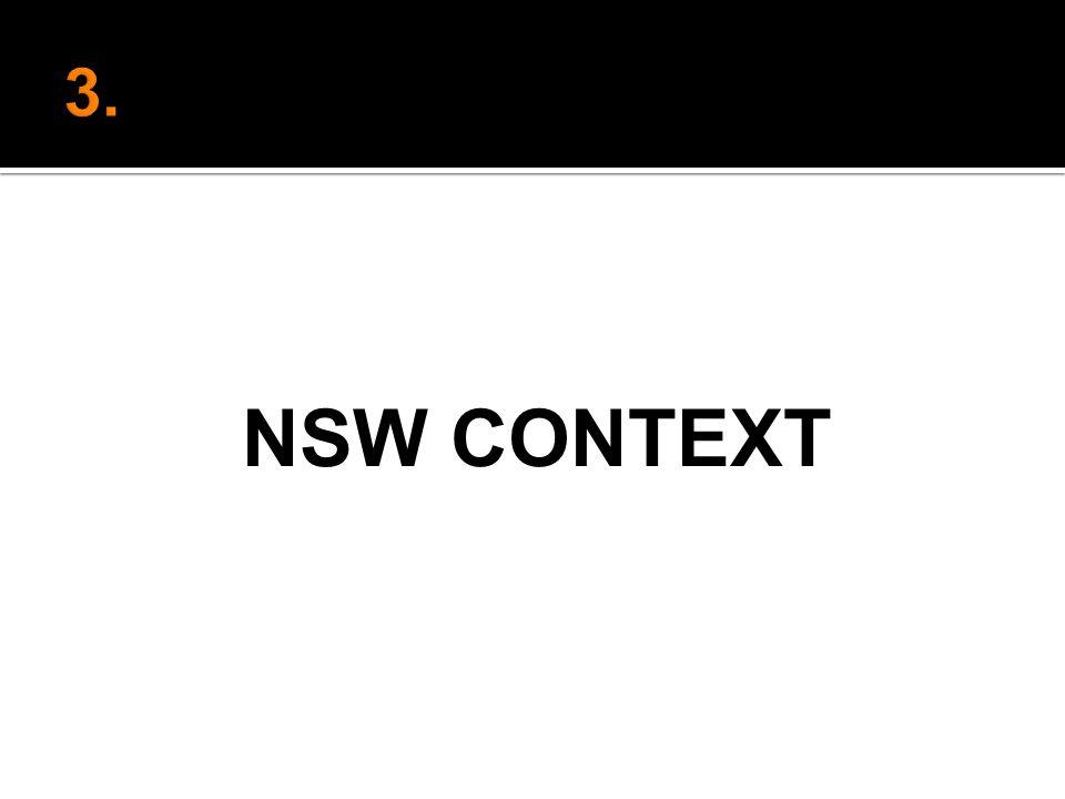 NSW CONTEXT