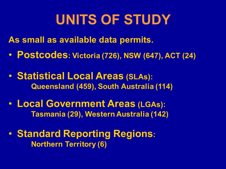 CONSISTENCY OF RATINGS THREE MAJOR PIECES OF EVIDENCE: 1) TOP 40 RANKINGS IN 2006 AND COMPARABLE LISTS IN 2004 AND 1999 VERY SIMILAR FOR NSW AND VICTORIA.