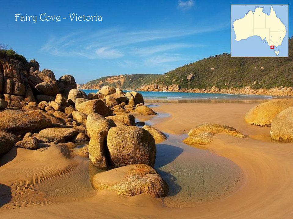 Fairy Cove - Victoria