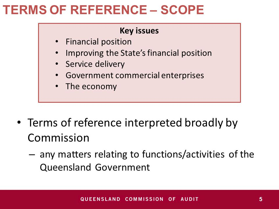 RECOMMENDATIONS Intergenerational Report State Infrastructure Plan Simplified appropriation framework Improved budget, cash and asset management Charter of Budget Accountability Greater role for private sector in infrastructure investment Queensland Productivity Commission FINANCIAL MANAGEMENT cont … 36