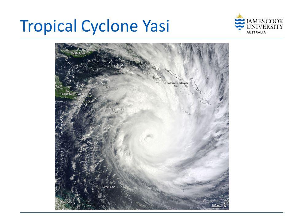 Tropical Cyclone Yasi