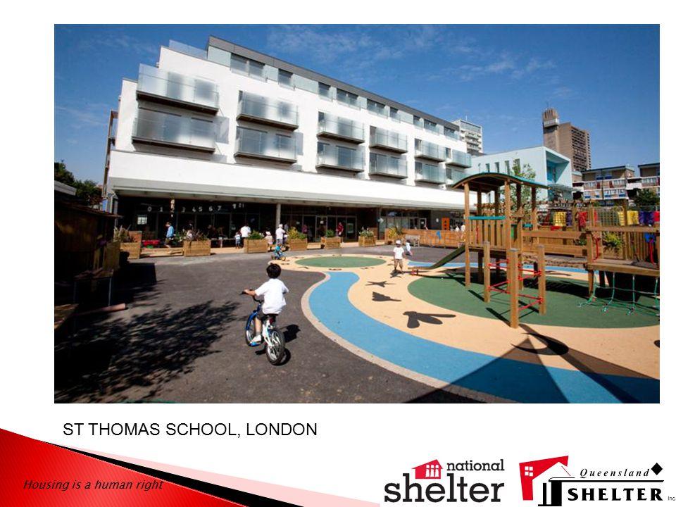 ST THOMAS SCHOOL, LONDON