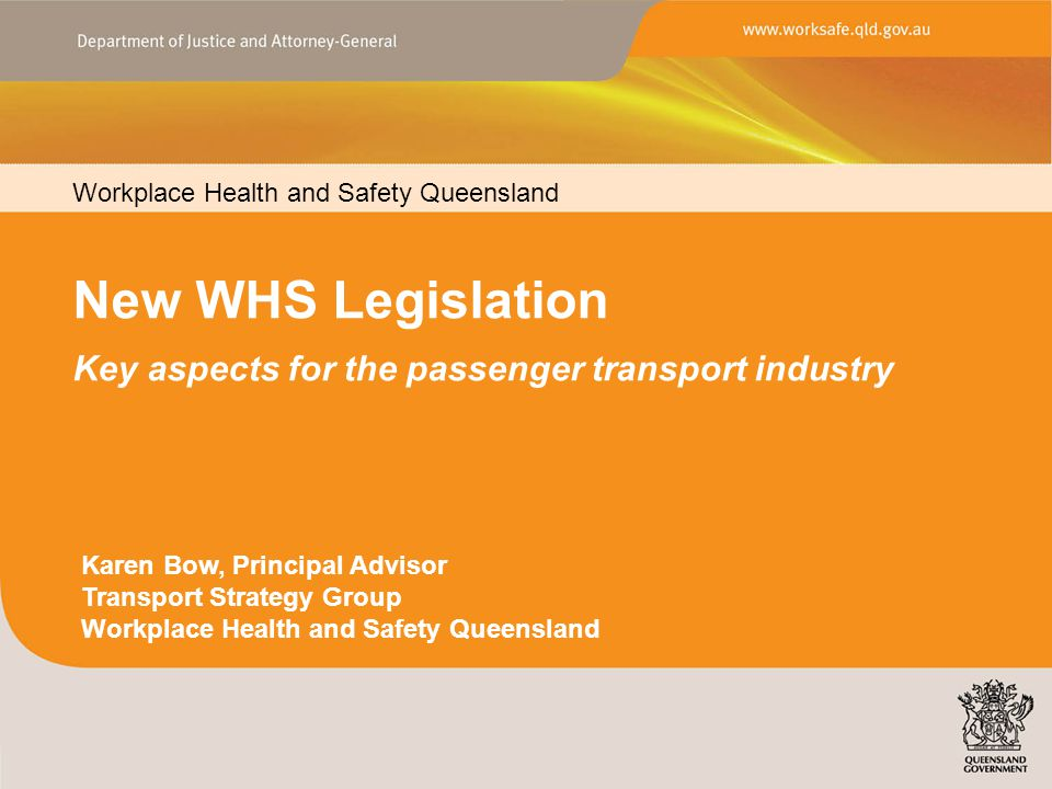 Transport and storage non-fatal claims by mechanism Workplace Health and Safety Queensland Data 04/05 to 08/09 Proportion of workdays lost by broad category of mechanism in the transport and storage industry in Queensland