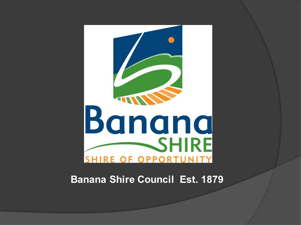 Banana Shire Council Est. 1879